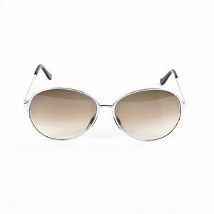 Óculos Balenciaga em marrom