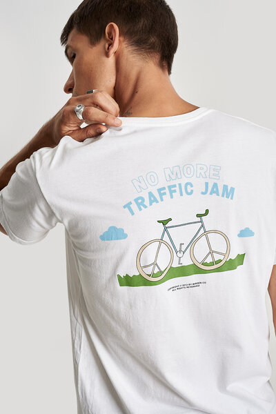 CAMISETA NO MORE TRAFFIC