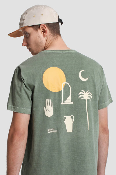 CAMISETA MYSTICAL NATURE