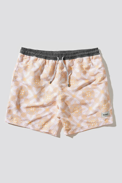 SWIM SHORT WILDFLOWER