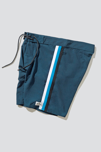 BOARDSHORT ACADEMIC TEAL