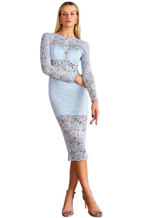 Vestido Midi Cara