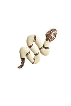 Broche Bottom Cobra