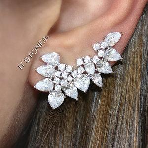 Ear Cuff Laviee Luxo